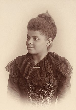 Ida B. Wells - Image: Mary Garrity Ida B. Wells Barnett Google Art Project restoration crop
