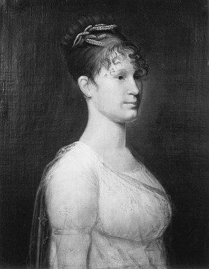 Mary Lee Fitzhugh Custis - Image: Mary Lee Fitzhugh Custis