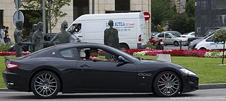 Maserati GranTurismo - GranTurismo S Automatic (Spain)
