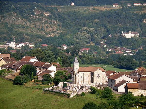 Photo de la ville Massignieu-de-Rives