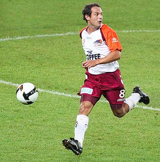 Massimo Murdocca Australian soccer player