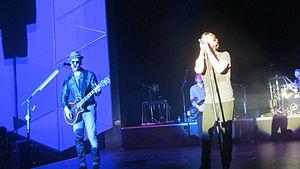 Matchbox Twenty - Taken at Matchbox Twenty concert at Las Vegas (The Venetian) - IBM Impact 2013-04-30.