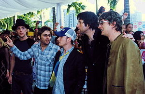 Matchbox Twenty at the MTV Asia Awards in 2003