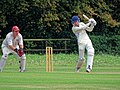 Matching Green CC v. Bishop's Stortford CC at Matching Green, Essex, England 03.jpg