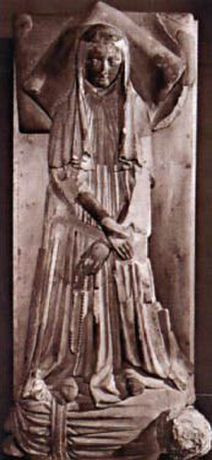 Matilda of Brunswick-Lüneburg - Image: Mathilde, wife of Henry III of Glogow
