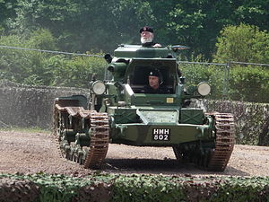 Matilda I (tank) - Image: Matilda (3666200692)