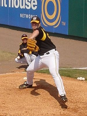 Matt Capps - Capps with the Pirates in 2006