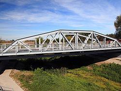 Najstarszy most spawany - Maurzyce
