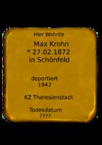 Max Krohn
