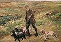 Max Liebermann - Jäger in den Dünen (1913, Belvedere).jpg