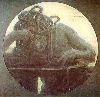 Maximilian Pirner - Image: Maxmilian Pirner medusa