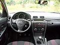 Mazda 3 Sport 1.6 MZR Exclusive Tornadorot Interieur.JPG