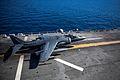 McDonnell Douglas AV-8B Harrier II USS Bonhomme Richard.JPG