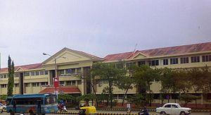 Mangalore City Corporation - Image: Mcc