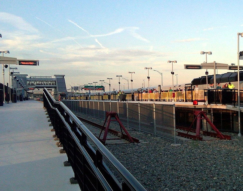Meadowlands Station Terminus