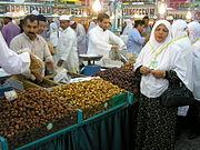 Medina dates market