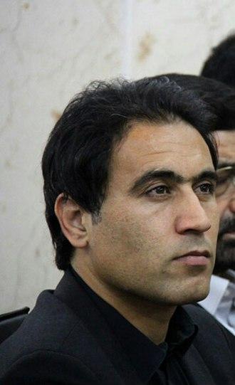 Mehdi Mahdavikia - Mehdi Mahdavikia in 2012