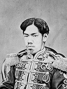 Citaten Scribbr Korea : Emperor meiji wikipedia