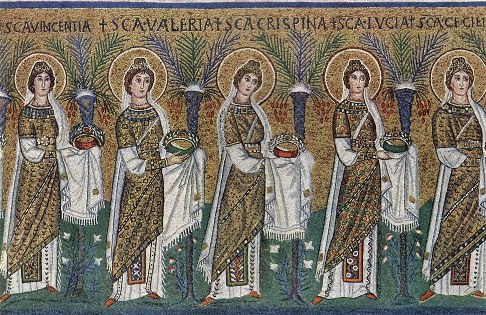 Meister von San Apollinare Nuovo in Ravenna 002