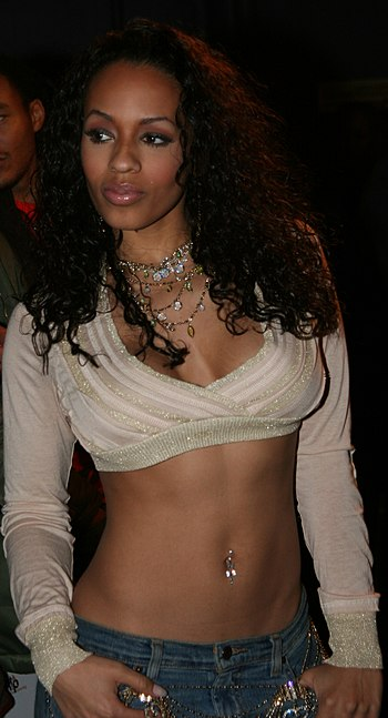 English: Melyssa Ford in March 2005.