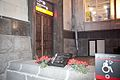 Memorial plaque to victims of terrorist act at the Railway Station Volgograd-1 001.JPG