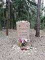 Memorial to murdered belarusian jews, Kurapaty.jpg