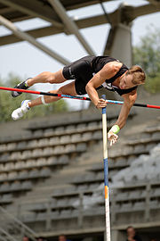 Men decathlon PV French Athletics Championships 2013 t141911a.jpg