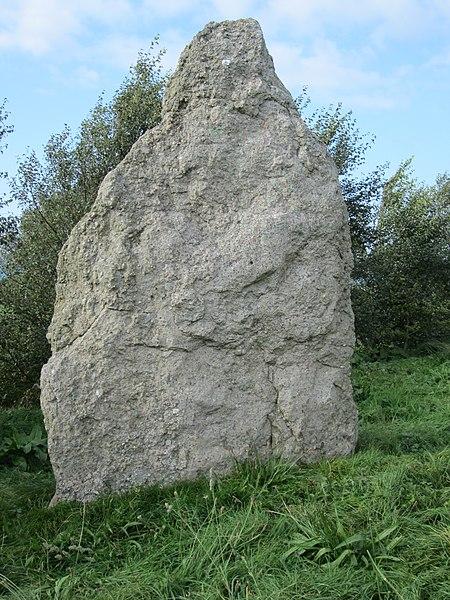 Menhir de la Grande Pierre