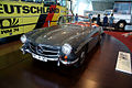 Mercedes-Benz 190SL 1958 Convertible Grace Kelly LSideFront MBMuse 9June2013 (14797028258).jpg