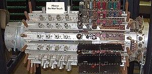 Delay line memory - Mercury memory of UNIVAC I (1951)