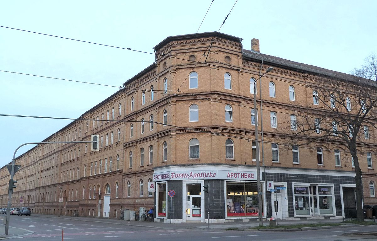 Wohnungen Hof Saale