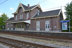 Image illustrative de l'article Gare de Leerdam