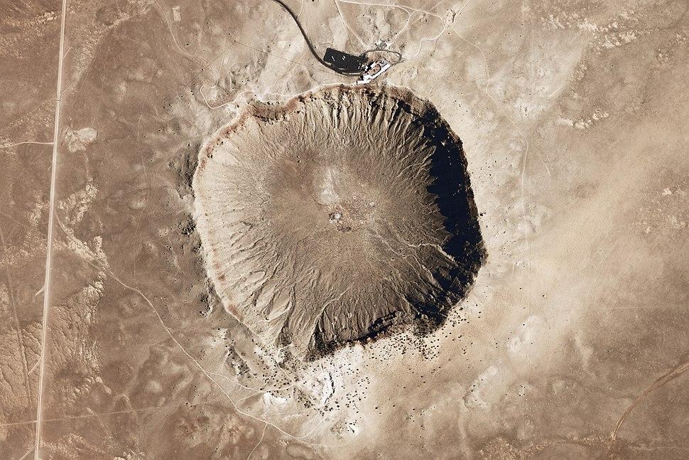 Meteor Crater - Arizona