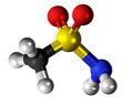 Methanesulfonamide3D.png