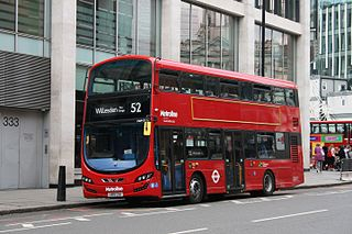 London Buses route 52