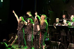 Metsatöll at Rock Cafe 2010.jpg