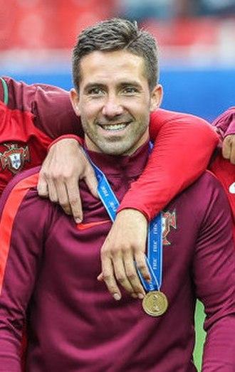 João Moutinho - Moutinho with Portugal at the 2017 Confederations Cup