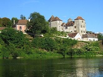 Meyronne - A general view of Meyronne