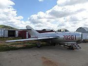 MiG 15 in Chinese markings 70201 - 1.jpg