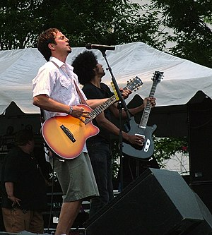 Michael Tolcher - Michael Tolcher on the Miller Lite Stage