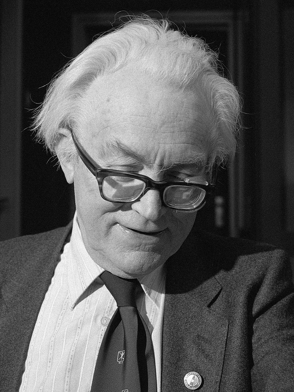 Michael Foot (1981)