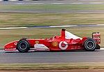 Michael Schumacher 2003 Silverstone 5.jpg