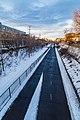 Midtown Greenway in Winter - Whittier Neighborhood, Minneapolis (24272610704).jpg