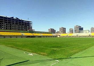Mika Stadium - General view