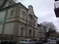 Mikhaylovskaya Hospital in Baku (3).jpg