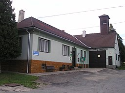 Mikulovice, fire station.jpg