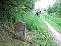 Milepost Macclesfield Canal, Congleton.jpg