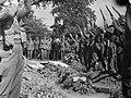 Militaire begrafenis in Engeland (generaal Noothoven van Goor), Bestanddeelnr 935-3411.jpg