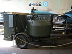 Military trailer, NELSAM, 27 June 2015.JPG