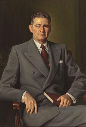 Millard F. Caldwell - Portrait of Caldwell
